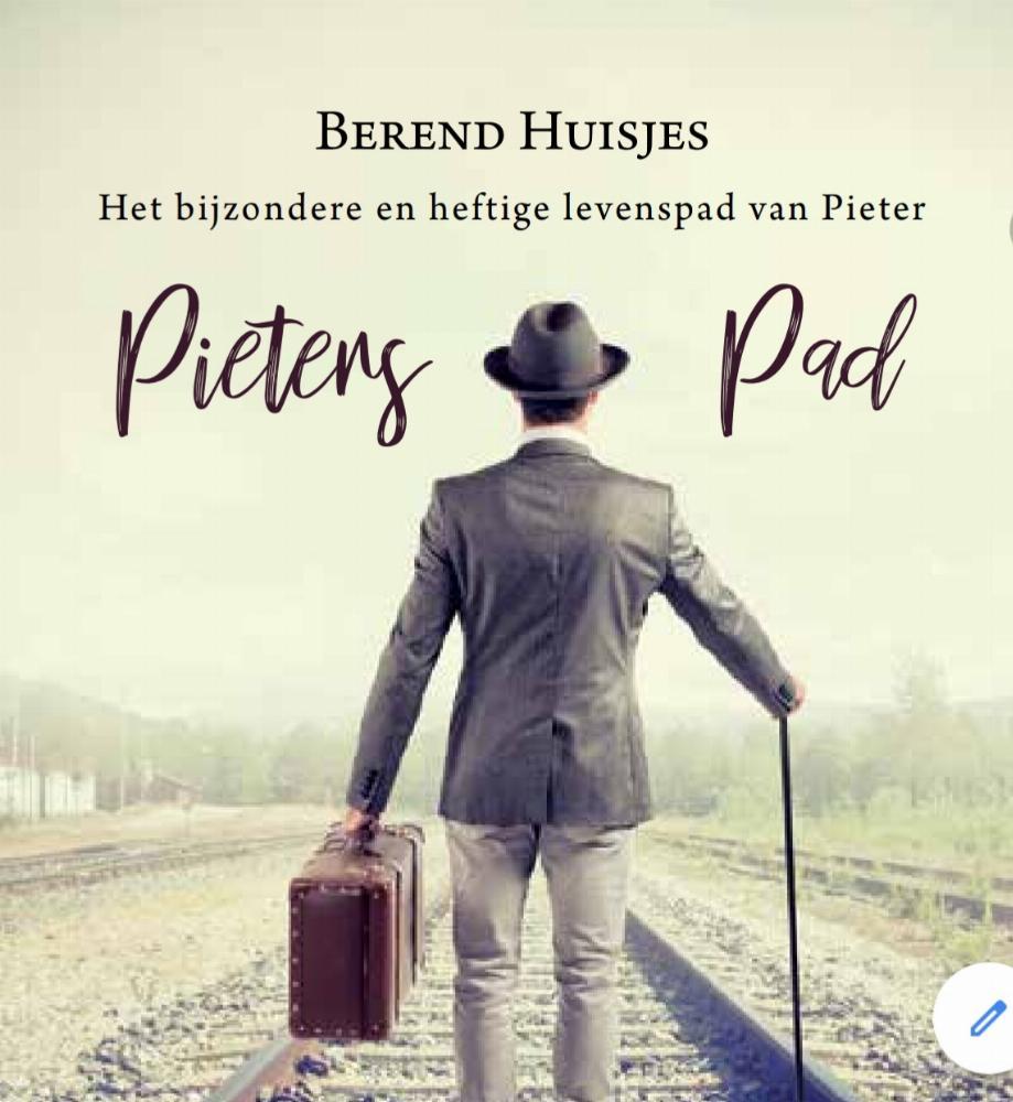 Cover voor Pieters Pad